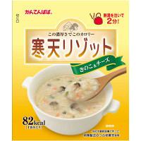かんてんぱぱ 寒天リゾット きのこ&チーズ 1個(3食入)
