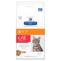 PRESCRIPTION DIET(プリスクリプション ダイエット) キャットフード 療法食 c/d マルチケアコンフォート 2kg 1袋 日本ヒルズコルゲート
