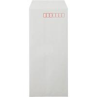ムトウユニパック ナチュラルカラー封筒 長4 グレー 300枚(100枚×3袋)