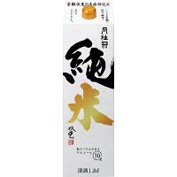 月桂冠 純米酒 1.8Lパック