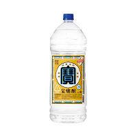 【甲類】宝焼酎 20度 4L