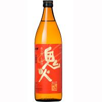 鬼火 炭火焼き芋焼酎 25度900ml 田崎酒造