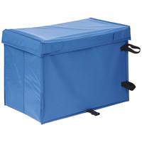 金沢車輌 屋外用ボックス フタ一体型 小 BOX-107D 1個