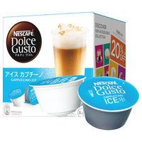ネスレ日本 ネスカフェ ドルチェグスト専用カプセル アイスカプチーノ 1箱(8杯分)