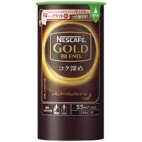 【インスタントコーヒー】ネスレ日本 ネスカフェ ゴールドブレンド コク深め エコ&システムパック 1本(110g)