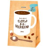 【インスタントコーヒー】キーコーヒー みんなで楽しむインスタントコーヒー マイルドブレンド 1袋(200g)