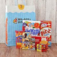 【おかしなおかし屋さん】森永製菓 おかしな手提げ袋 13476 1袋
