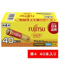 FDK アルカリ乾電池LongLife単4 LR03FL(40S) 1箱(40本入)
