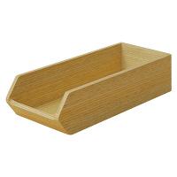 福井クラフト 木製カトラリートレー CT-01H PKT3901 TKG (取寄品)