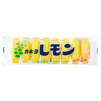 レモンせっけん 45g 1箱(8個入×36パック) カネヨ石鹸