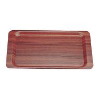 木製トレー長角(ウォールナット) 1006WN PTL8501 1セット(3枚入) TKG サイトーウッド (取寄品)