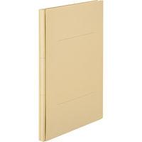 アスクル 背幅伸縮ファイル(紙製) A4タテ ベージュ 50冊
