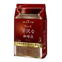 【インスタントコーヒー】AGF マキシム ちょっと贅沢な珈琲店モカ 1箱(180g×12袋入)