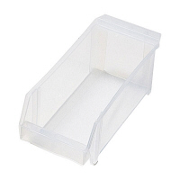 SAオーガナイザーボックス (抗菌) ホワイト EOC101B 1セット(3個入) TKG 遠藤商事 (取寄品)