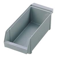 SAオーガナイザーボックス (抗菌) グレー EOC109D 1セット(3個入) TKG 遠藤商事 (取寄品)