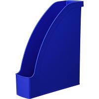 エセルテジャパン ライツ マガジンファイル ブルー A4 2476-00-35 1セット(4個:1個×4)