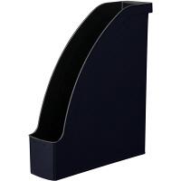 ライツ マガジンファイル ブラック A4 2476-00-95 1セット(4個:1個×4)