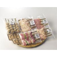 鶏三和 名古屋コーチン焼き鳥串5種詰合せ (直送品)