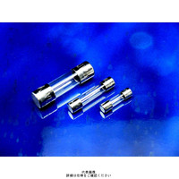 冨士端子工業 電流ヒューズ(B種) FGBO 125V 20A 100本入 1セット(400本:100本×4箱)(直送品)