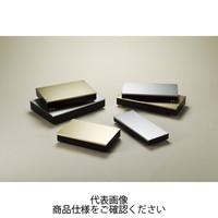 SRDSL型メタルケース トップパネルシャンパンゴールド/ フレーム・底板黒/ ゴム足/ゴールド SRDSL-10HG 1台 (直送品)