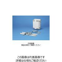 タカチ電機工業(TAKACHI) SSK型ポール取付金具 無処理 SSK-250 1組(2個入) 1組(2個)(直送品)