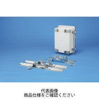 タカチ電機工業(TAKACHI) SSK型ポール取付金具 無処理 SSK-300 1組(2個入) 1組(2個)(直送品)