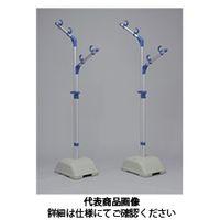 アイリスオーヤマ(IRIS OHYAMA) アルミもの干しブロー台セット AMS-169R 1個(直送品)