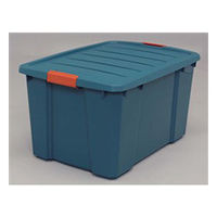 アイリスオーヤマ(IRIS OHYAMA) バックルBOX NSK-700 グリーン/オレンジ 1セット(4個) (直送品)