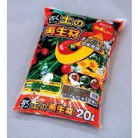 アイリスオーヤマ(IRIS OHYAMA) 古くなった土の再生材 20L 4905009379514 1袋(直送品)