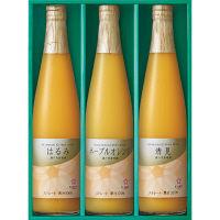 【三越のお歳暮ギフト】【簡易包装・熨斗付】E-ZEY JAPAN 瀬戸内産柑橘ストレートジュース (直送品)