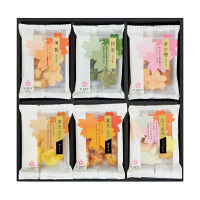 【三越のお歳暮ギフト】【簡易包装・熨斗付】E-ZEY JAPAN 味彩おかき (直送品)