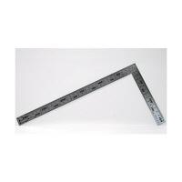 シンワ測定 曲尺厚手広巾 ステン 表裏同目 8段目盛 JIS 呼寸 32cm 11215 1本 (取寄品)