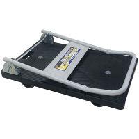 シンセイ 静音台車 PH1512P 耐荷重150kg 4573459620618 (直送品)