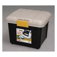 アイリスオーヤマ(IRIS OHYAMA) C)RVBOXエコロジーカラー 400 カーキ/ブラック 400_CKBK 1個(直送品)
