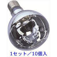 【口金E39】リフレクターランプ 300W型 3500lm 1セット/10個入 RS-300WH HATAYA(ハタヤ) (直送品)