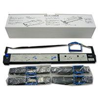 プリンタ用リボン QR9009 本体+詰め替え用リボン4本(直送品)