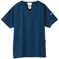 フォーク ディッキーズ スクラブ(男女兼用)7033SC シールズ SS 医療白衣(直送品)