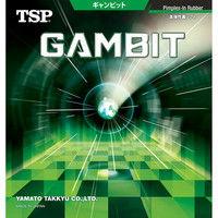 TSP ギャンビット C レッド 1個 ヤマト卓球TSP 020051 0040 ヤマト卓球