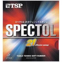 スペクトル 21 TA レッド 1個 TSP 020072 0040 ヤマト卓球