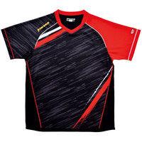 ヴィクタス VICTAS V-SW036 ゲームシャツ XXO レッド 1枚