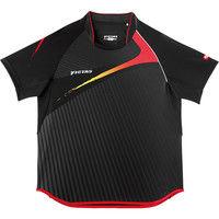 ヴィクタス V-SW025 ゲームシャツ S ブラック 1枚 TSP 031455 0020 ヤマト卓球