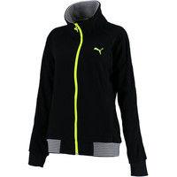 【レディース トレーニングウェア】 トレーニングジャケット M 01 ブラック 1着 PAJ 514767 01 PUMA(取寄品)