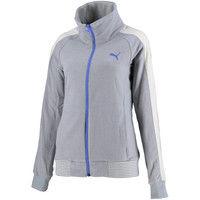 【レディース トレーニングウェア】 トレーニングジャケット M 02 ライトゲレイ 1着 PAJ 514767 02 PUMA(取寄品)