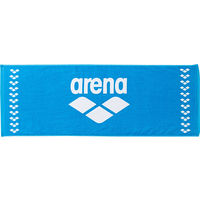 アリーナ スポーツタオル F ブルー 1枚 DS ARN6444 BLU デサント(取寄品)