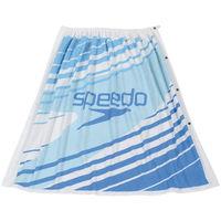 スピード ラップタオル(小) ブルー 1枚 GW SD96T04 BL ゴールドウイン
