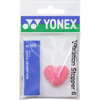 ヨネックスバイブレーションストッパー6(1個) ロ-ズピンク 1パック(1個) YY AC166 123 ヨネックス