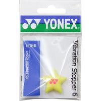 ヨネックスバイブレーションストッパー6(1個) レモンイエロー 1パック(1個) YY AC166 046 ヨネックス