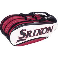 SRIXON(スリクソン) 【男女兼用 テニス用ラケットバッグ】 ラケットバッグ ラケット12本収納可  マルチ 1個 (取寄品)