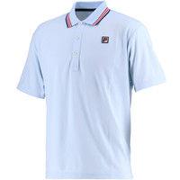 【メンズ テニスウェア】 ポロシャツ M イラションブルー 1枚 FIL VM5301 04 フィラ(取寄品)