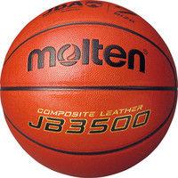 <LOHACO> バスケットボール7号球 検定球 JB3500 0 1球 MT B7C3500 モルテン(取寄品)画像